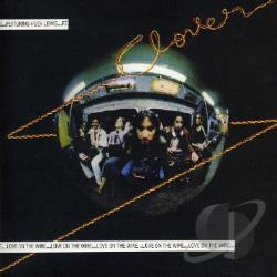 Clover - Love On The Wire CD Cover Art