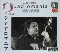Mingus, Charles - Quadromania CD Cover Art