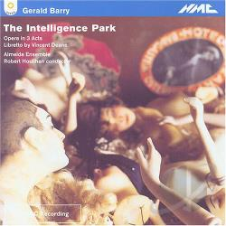Barry, Gerald / Harrhy, Paul / Houlihan, Robert / Jackson, Richard / Tunstall, Angela - Intelligence Park CD Cover Art