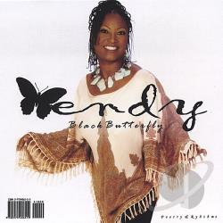 Wendy - Black Butterfly CD Cover Art