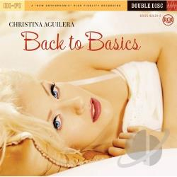Aguilera, Christina - Back to Basics CD Cover Art