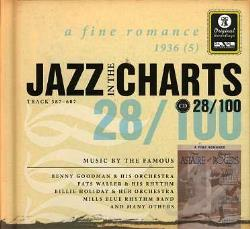 Jazz In The Charts - Jazz In The Charts Vol. 28 - Jazz In The Charts - 1936 CD Cover Art
