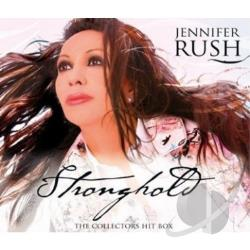 Rush, Jennifer - Stronghold CD Cover Art
