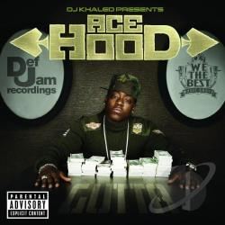 Hood, Ace - Gutta CD Cover Art