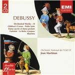 Martinon, Jean - Debussy: Orchestral Works Ii DB Cover Art