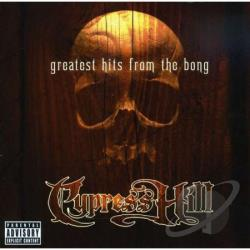 Cypress Hill - Greatest Hits from the Bong CD Cover Art
