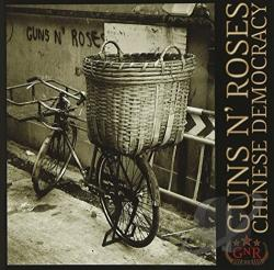 Guns N' Roses - Chinese Democracy CD Cover Art