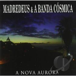 Banda Cosmica / Madredeus - Nova Aurora CD Cover Art