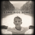 Scott, Darrell - Long Ride Home LP Cover Art