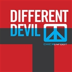 Chickenfoot - Different Devil DB Cover Art