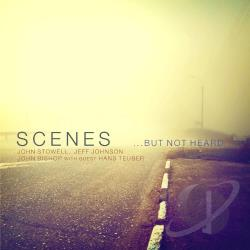 Scenes - ...But Not Heard CD Cover Art