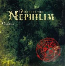 Fields Of The Nephilim - Revelations CD Cover Art