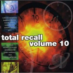 Total Recall, Vol. 10 CD Cover Art