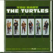 Turtles - You Baby/Let Me Be CD Cover Art