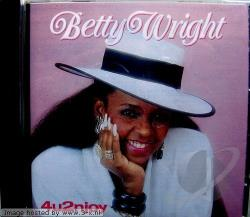 Wright, Betty - 4u2njoy CD Cover Art
