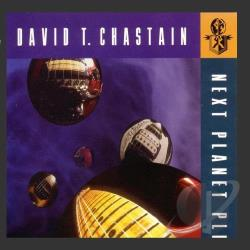Chastain, David T. - Next Planet Please CD Cover Art