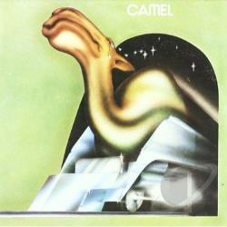Camel - Camel CD Cover Art