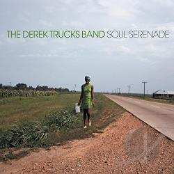 Trucks, Derek - Soul Serenade CD Cover Art