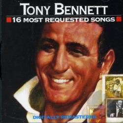 Bennett, Tony - Sixteen Most Requested Songs CD Cover Art