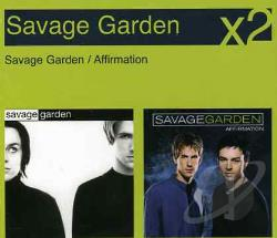 Savage City - Affirmation/Savage Garden CD Cover Art