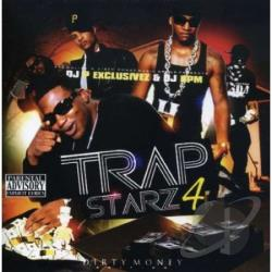 Dj Rpm - Trap Starz 4 CD Cover Art