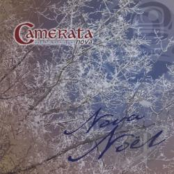 Camerata Nova - Nova Noel CD Cover Art