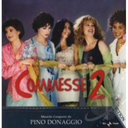 Donaggio, Pino - Commesse 2 CD Cover Art