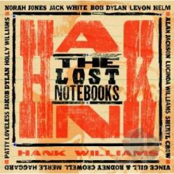 Lost Notebooks of Hank Williams CD Cover Art