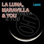 Laera - La Luna, Maravilla & You DB Cover Art