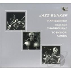 Bennink, Han / Chadbourne, Eugene / Kondo, Toshinori - Jazz Bunker CD Cover Art