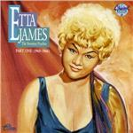 James, Etta - Sweetest Peaches Part 1 CD Cover Art