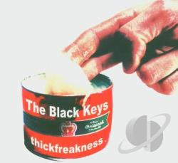 Black Keys - Thickfreakness CD Cover Art