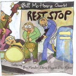 McHenry, Bill - Rest Stop CD Cover Art