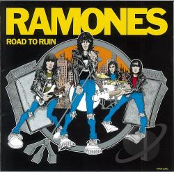 Ramones - Road To Run CD Cover Art