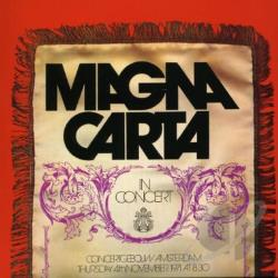 Magna Carta - In Concert CD Cover Art