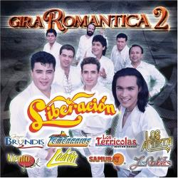 Gira Romantica 2: Liberacion CD Cover Art