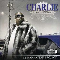 Manhattan, Charlie - Manhattan Project CD Cover Art