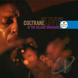 Coltrane, John - Live at the Village Vanguard CD Cover Art
