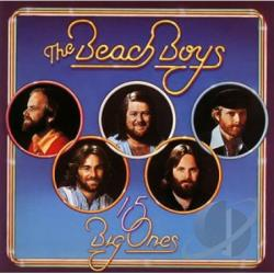 Beach Boys - 15 Big Ones CD Cover Art
