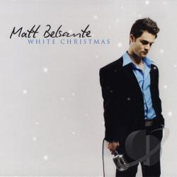 Belsante, Matt - White Christmas CD Cover Art