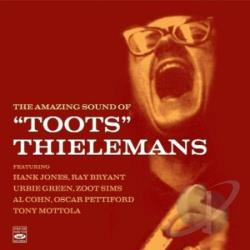 Thielemans, Toots - Amazing Sound of Toots Thielemans CD Cover Art