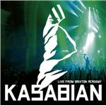 Kasabian - Kasabian - Live At Brixton Academy DB Cover Art