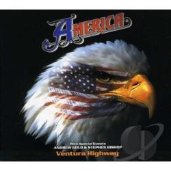 America - Ventura Highway CD Cover Art