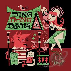 Ding Dong Devils - Hello Little Olives CD Cover Art