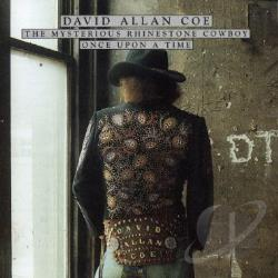 Coe, David Allan - Mysterious Rhinestone Cowboy/Once Upon a Time CD Cover Art