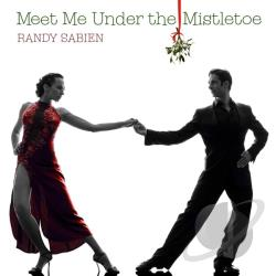 meet me under the mistletoe song