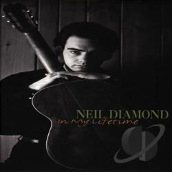 Diamond, Neil - In My Lifetime CD Cover Art