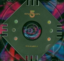 Babylon 5: Walkabout CD Cover Art