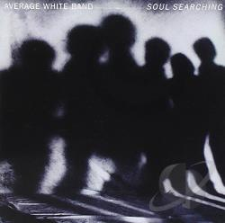 Average White Band - Soul Searching CD Cover Art