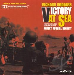 Rodgers, Richard - Victory At Sea CD Cover Art